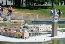 Un giro di Minitalia tra i monumenti più rappresentativi dello stivale / by Leolandia
