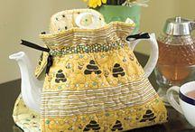 Craft - Tea Cosies