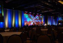 IIT Alumni Association Annual Conference 2013 Houston, TX / IIT Alumni Association Annual Conference 2013 Houston, TX - Set design, audio, lighting, video, breakout support and registration desks by EVENTEQ