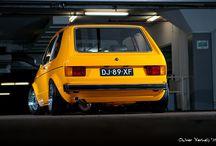 VW RESTO / Volkswagen Golf Mk1