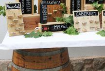 Wine and Cork Wedding Inspiration