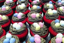 The CCC | Easter cupcakes