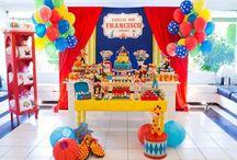 decoración de cesta infantil