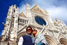 TOSCANA Siena e dintorni / Un viaggio on the road partendo da Siena fino a San Gimignano, Monteriggioni, la Val D'Orcia con Pienza e San Quirico, fino alla magica Abbazia di San Galgano. http://thetraveljam.com/nostri-viaggi/italia/siena-e-dintorni/