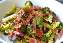 Recipes: Side Dishes- Broccoli / by Alli Johnson