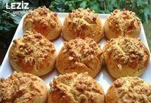 portakallı cevizli kurabiye