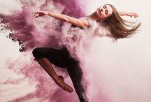 Fotografia de dança