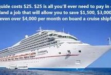 Benefits of Working on a Cruise Ship