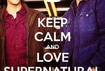 Supernatural ♥ / Supernatural !! I Love <3