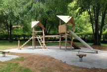 Legno di Robinia / Giochi in legno di robinia