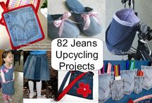 Up-cycling Jeans