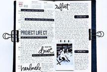 Planner journals