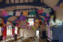 Decorate My Wedding / Venue Decoration - transforming spaces with lighting, draping, bunting, lanterns to provide the most atmospheric and beautiful venue for your wedding