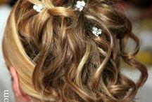 Wedding Hairstyles / by Sara Rottinghaus