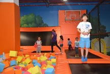 Trampoline Park / Business, divertimento e sport