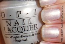 My OPI Colours / by Rebecca Emily
