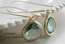 Jewelry / Lovely pieces I wish I could afford / by Shelby Frye