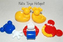 Kid's Toys / Place To watch Videos on toys and learn more about the best toys for kids! / by Amy Ray-Lehman