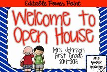 Open House / by Dell Wood