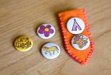 Camp Smartypants / My handmade business inspired by summer camp adventures. (Open 2009-2014)