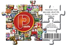 Puzzle Desing / Products