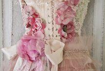 платья шебби