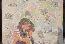 Award Winning Quilts / The Best Award Winning Quilts on Pinterest! Award winning quilt patterns, quilt inspiration, awesome modern quilts.