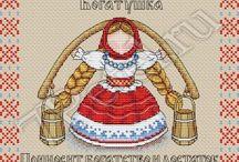 Узоры для вышивки крестиком