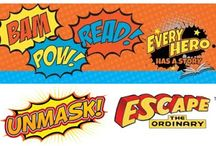 Unmask! 2015 Teen Summer Reading Program / Check out information about our super-fantastic teen summer reading program for 2015!