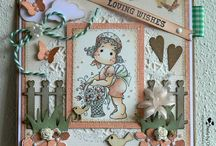 Cards / Magnolia Stamps / by Colleen Purdy