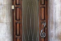 Doors / House doors, commercial doors, interesting and beautiful doors