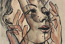 Artistes peintre ref