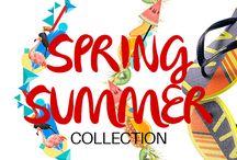Inspiration: Spring Summer Collection / Veja algumas das inspirações para nossa nova coleção! See some beautiful inspiration for our new Spring Summer collection! <3