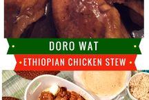 African Comfort Food