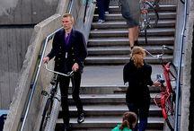 Stairs - Bike Rail
