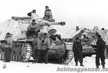 Nashorn Tank Destroyer