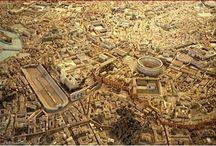 Imperium Romanum / El Imperio romano (en latín: IMPERIVM ROMANVM; pronunciado: [imperium rōmānum]) fue una etapa de la civilización romana en la Antigüedad clásica, posterior a la República romana y caracterizada por una forma de gobierno autocrática. Veremos desde sus inicios hasta su final tragico a manos de los turcos.