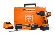 Cordless Tools / Walter Tool Company offers a complete line of  Fein cordless tools including Fein cordless drill driver, profi combo, professional pack, multimaster & more.