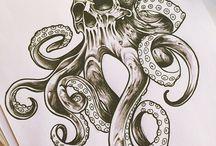 Ahtapot kraken