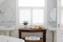 Bathrooms / by Shelley Turner Waites