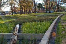 Garden watersheds