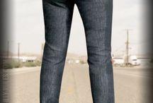 Trousers Rockabilly Swing Style