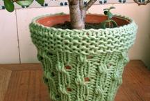 °* Tricot & crochet * Décoration *°