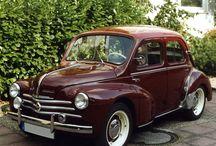 """Renault 4CV """" Petite Française """""""