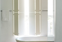 Bathrooms / by Lisa Lloyd Budget Blinds of Mississauga West & Oakville