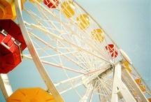 Ferris Wheel and Carnival Delight