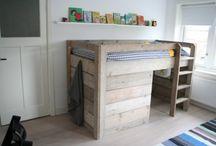 Inrichting Babykamer/ Kinderkamer