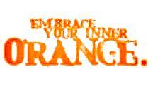 Orange / by Lynn Horn