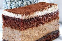 Torte mousse, bavaresi, tiramisù, dolci al cucchiaio e simili / Dolci al cucchiaio