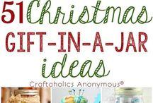 Christmas Jar Gifts